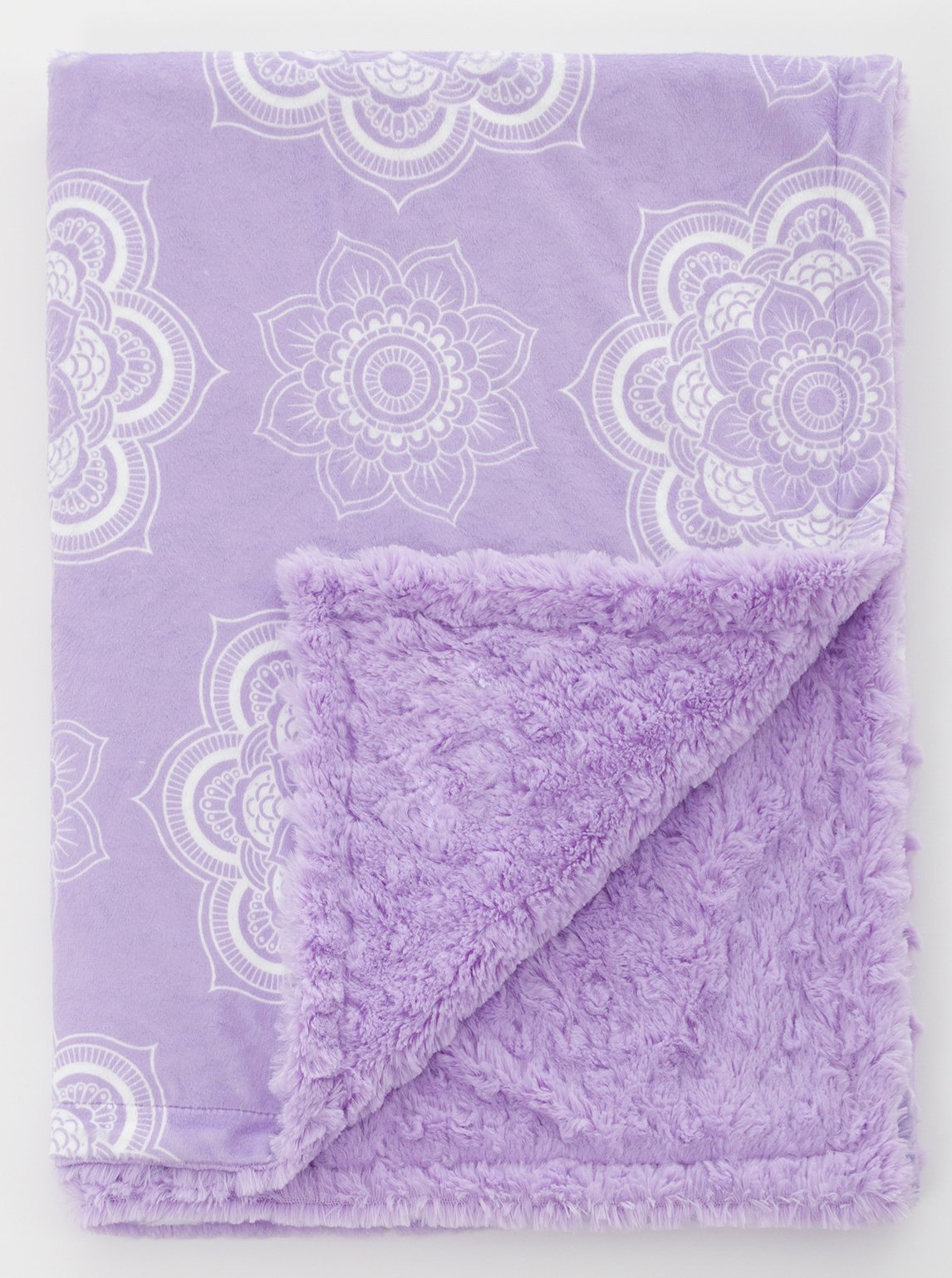 Orchid Mandala Child Blanket