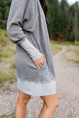 All Seasons Sweater Dress