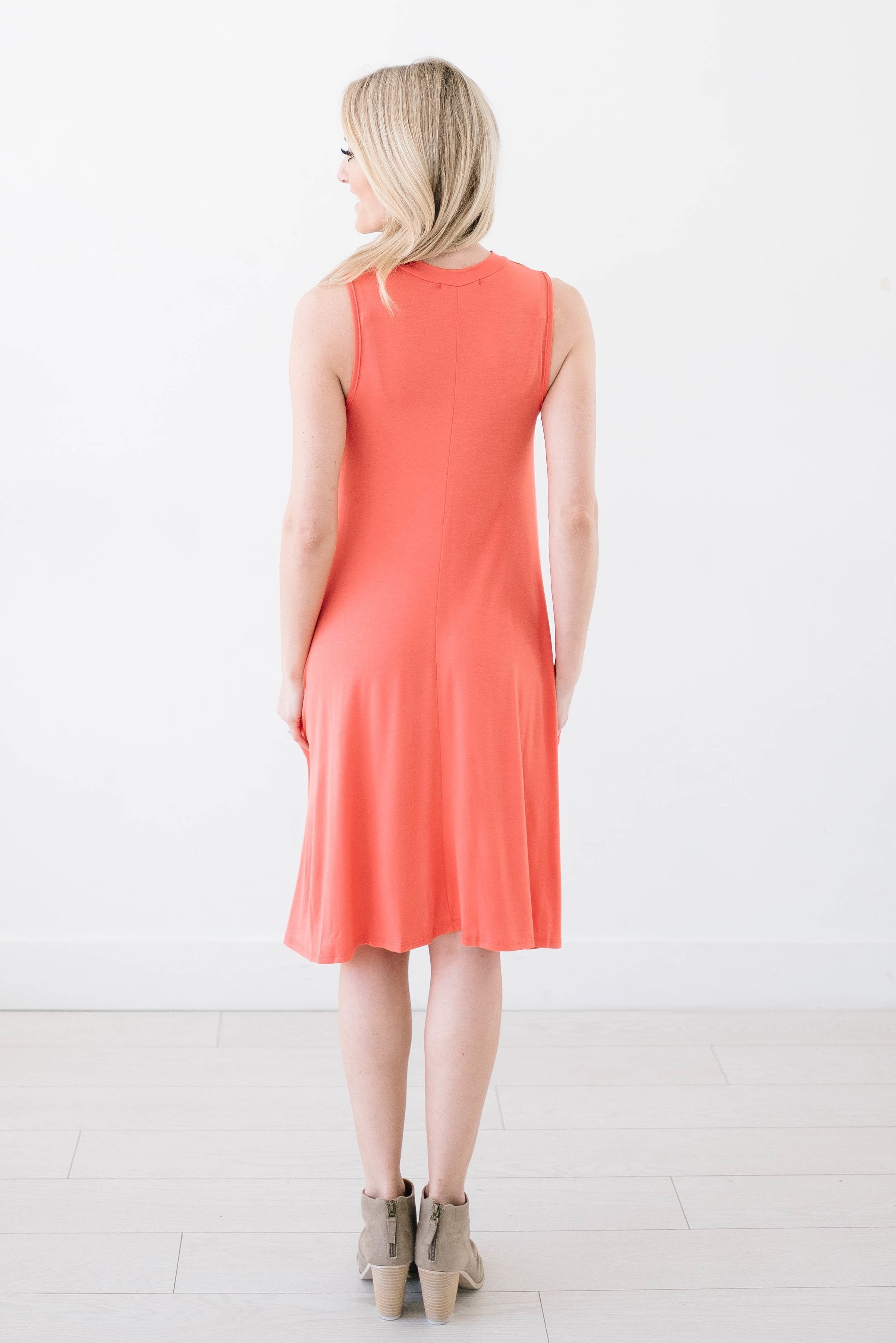 Cape Coral Sleeveless Dress