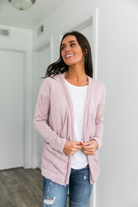 First Blush Of Spring Cardi