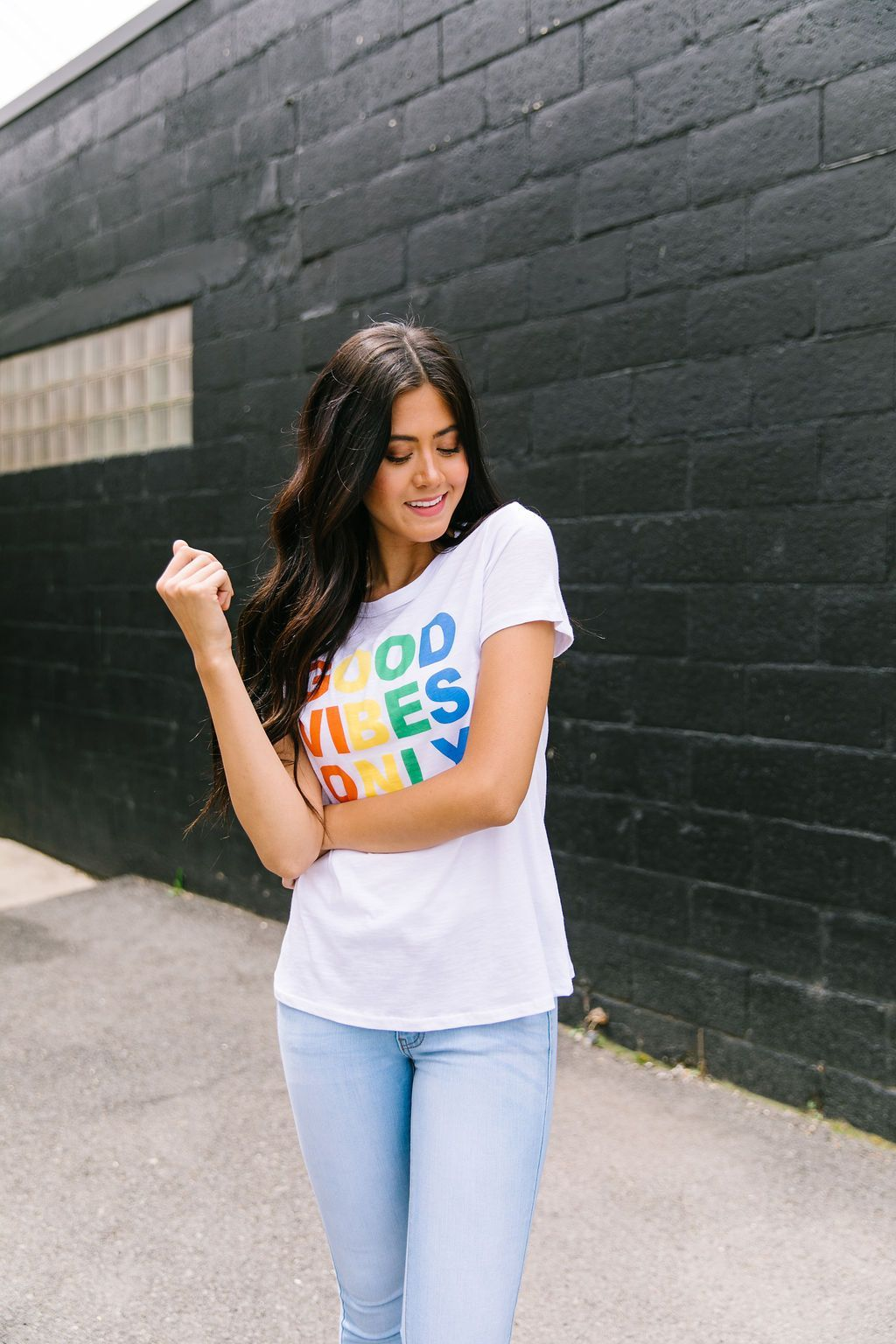 Good Vibes Only Graphic Tee