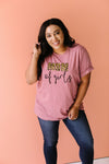 Mom Of Girls Graphic Tee