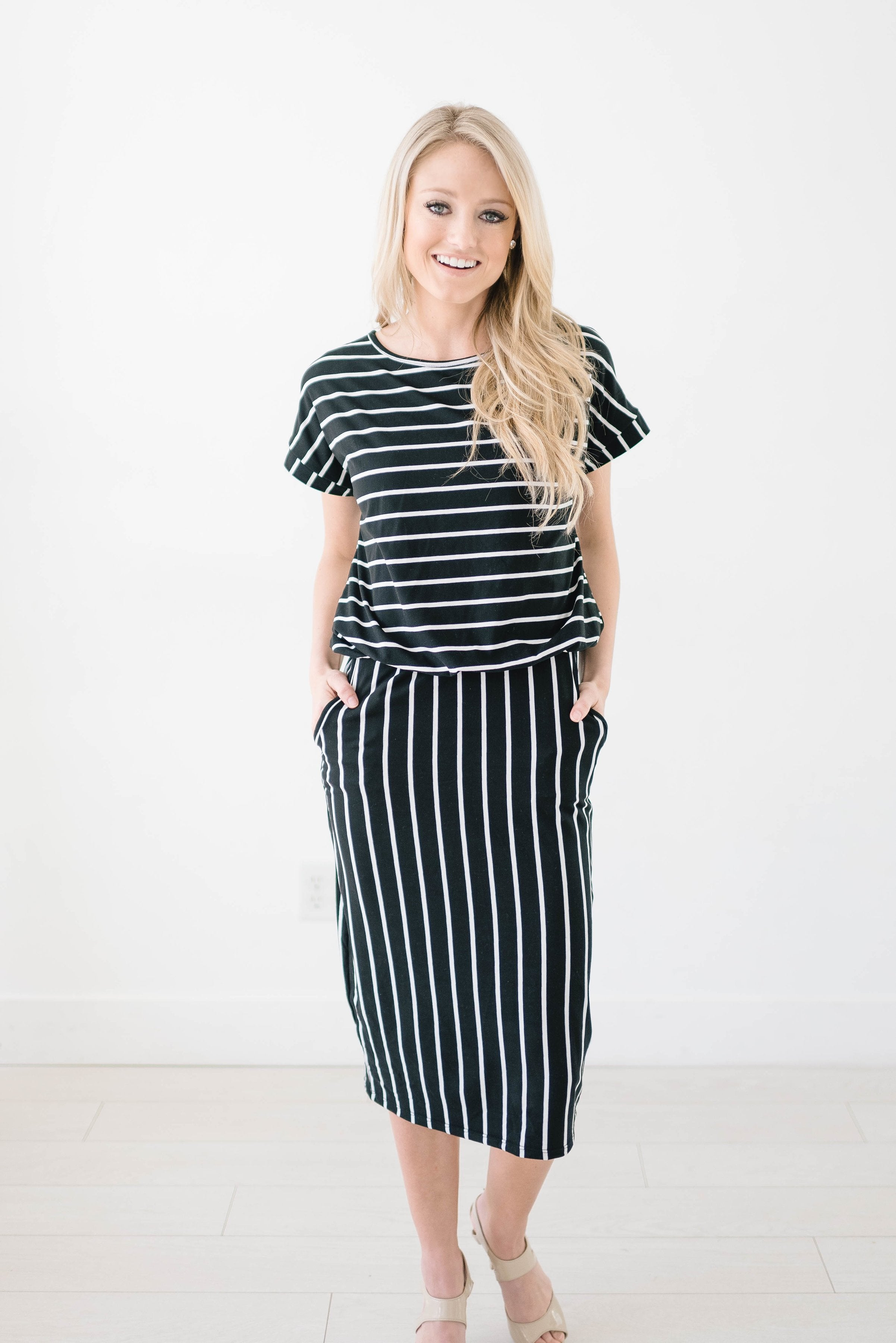 Soul Mate Striped Dress