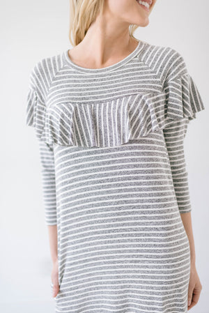 The Ryann Striped Dress