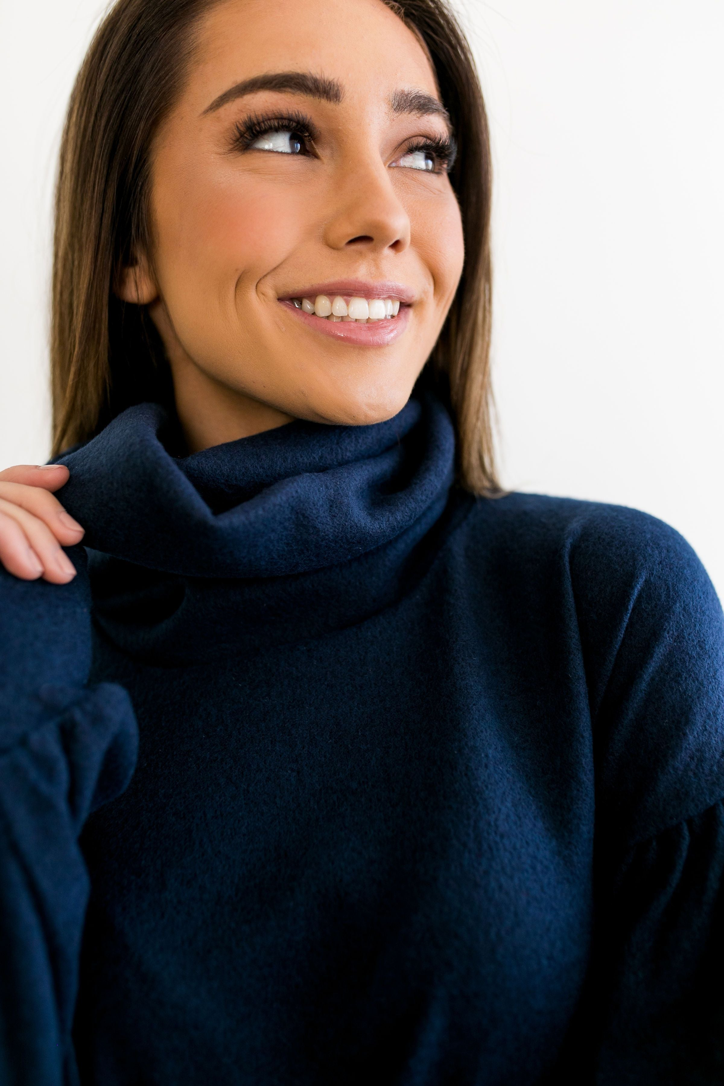 Tried And True Cowl Neck Top - ALL SALES FINAL