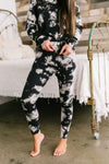 Vintage Acid Wash Pajama Bottoms - ALL SALES FINAL
