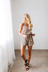 Animal Instincts Romper