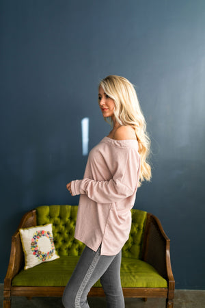 Sixteen Candles Pretty Pink Blouse - ALL SALES FINAL