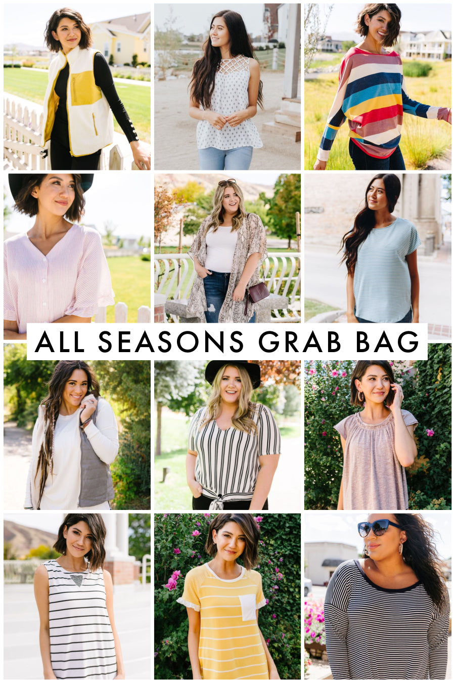 All Seasons 3 Item Grab Bag