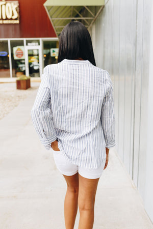 Weekend Retreat Button Down