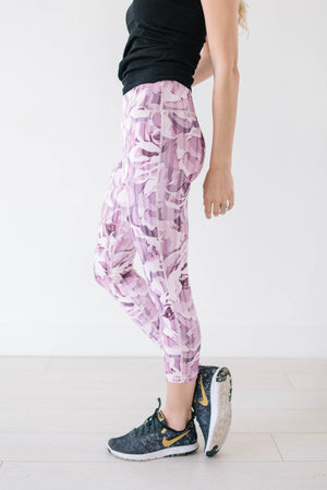 Chasing Dreams Lilac Leggings