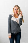 Rock 'N' Roll Sherpa Lined Jacket