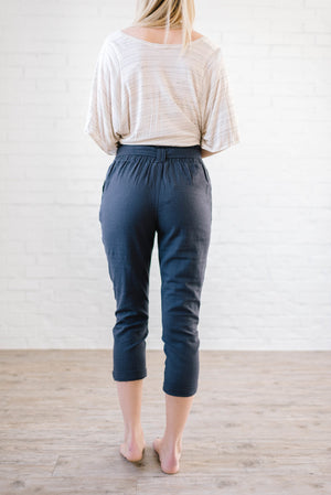 The Chelsey Linen Pants