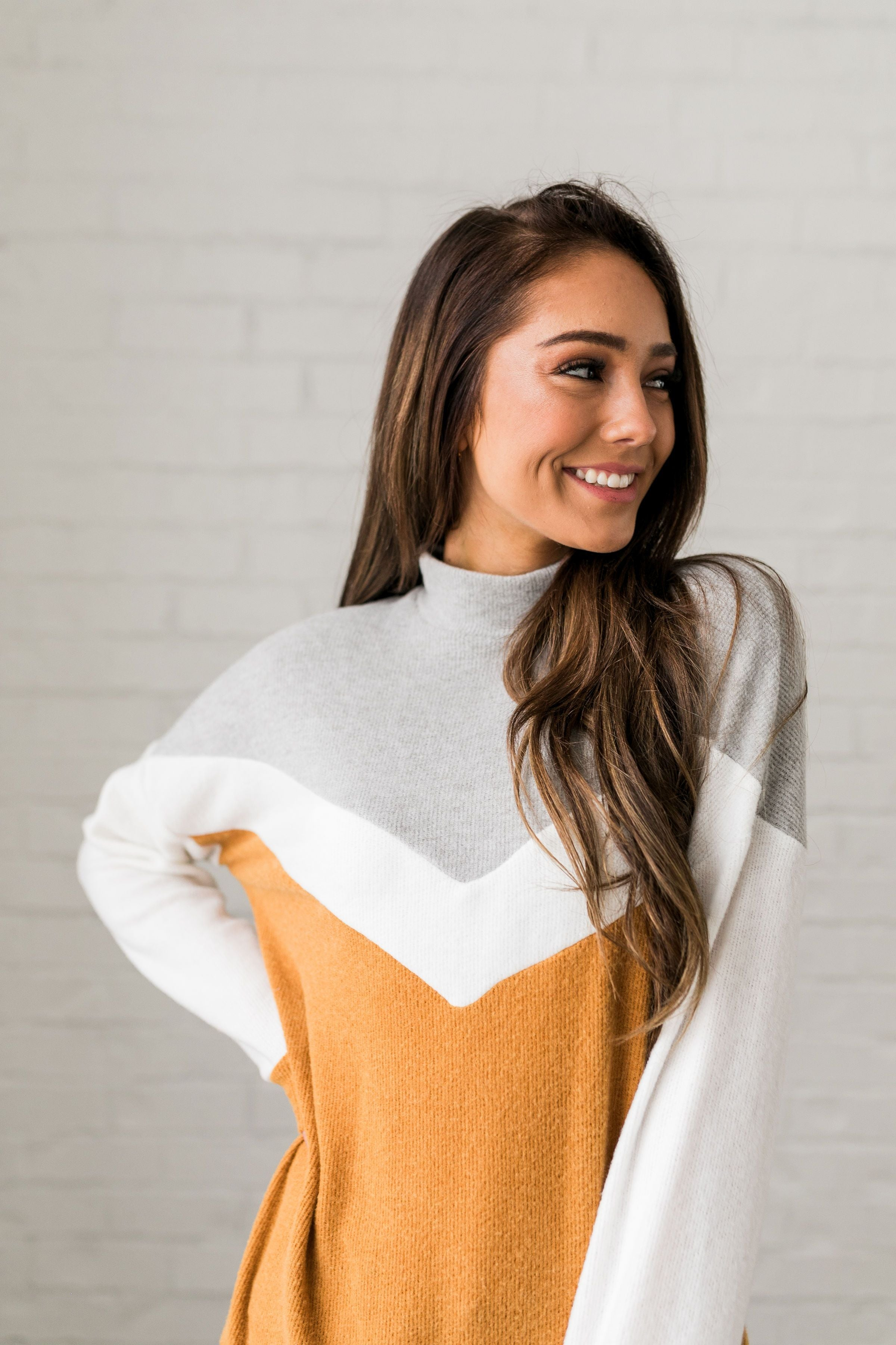 V Is For Victory Sweatshirt - ALL SALES FINAL