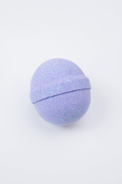Cottage Garden Bath Bombs in Sugar Plum Fairy