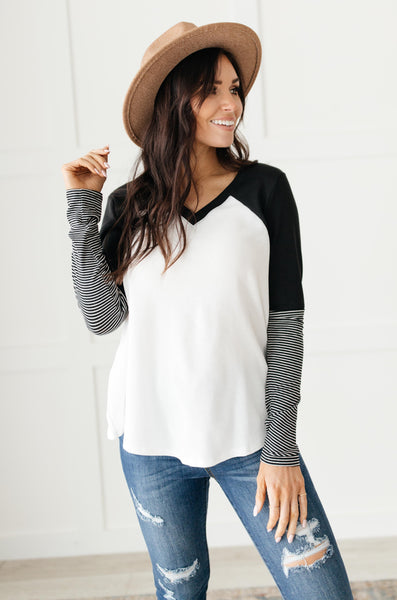 Athletic But Trendy Top