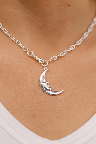 Mrs. Moon Necklace
