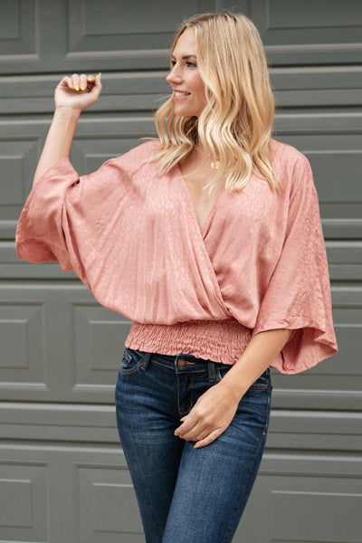 Simply Smocked Hem Top