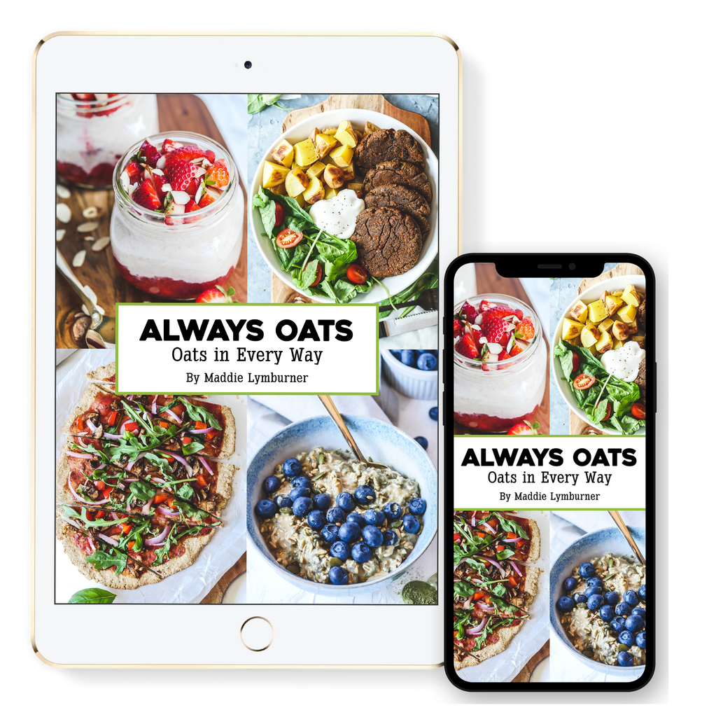 ALWAYS OATS EBOOK