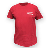 Original Logo Short Sleeved Tshirt - RED