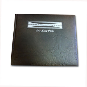 "G&S Book - Leather bound ""One Long Ride"""