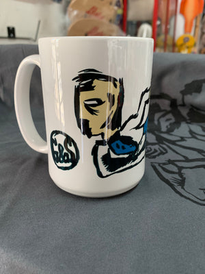 Neil Blender G&S Coffee Break Mug