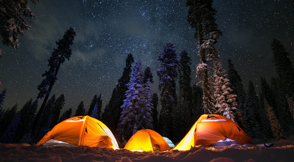 rediscovering the outdoors camping