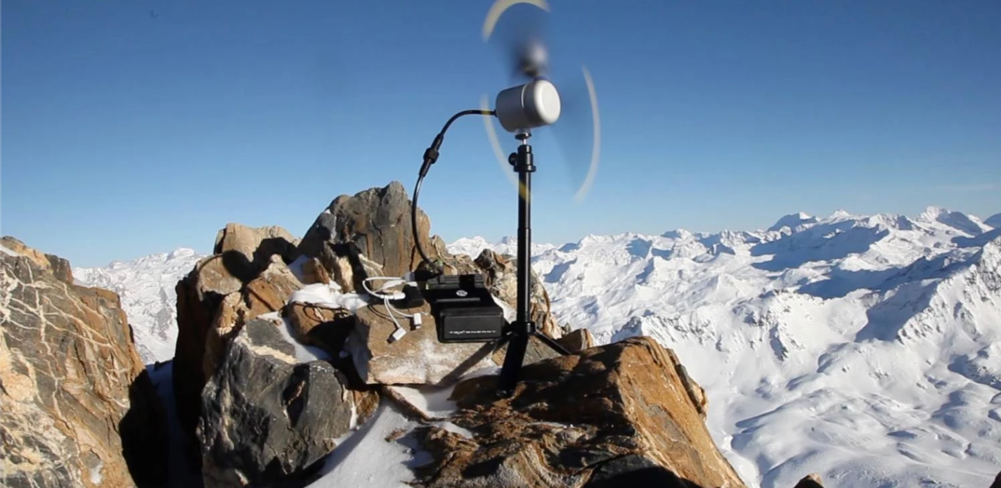#17 cool gadgets for men: Portable wind turbine