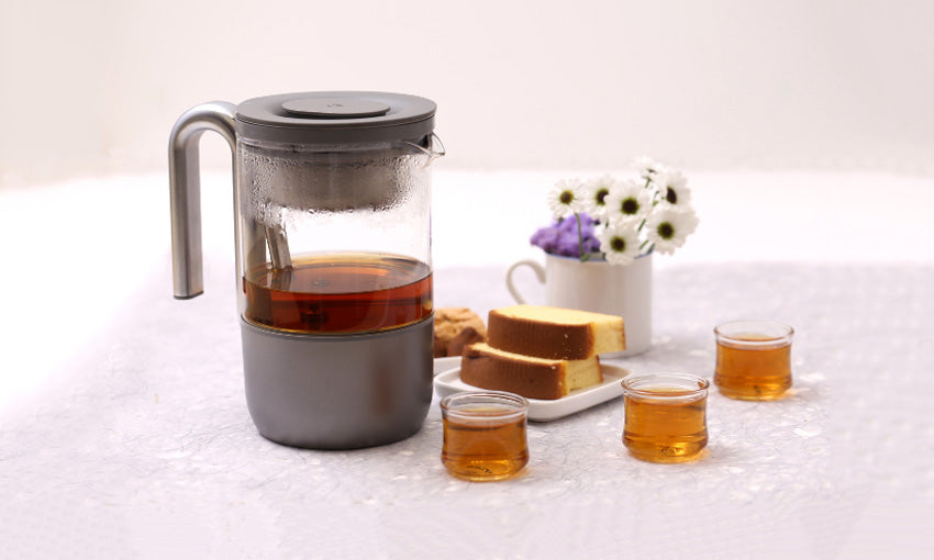 #7 gifts for boyfriends mom: smart tea brewer