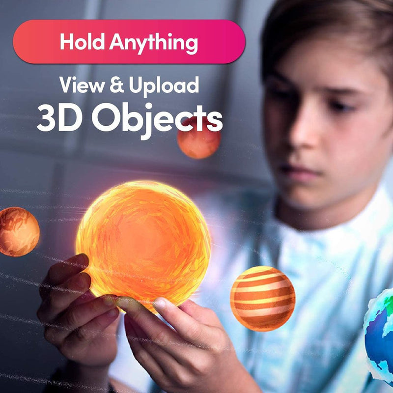 Augmented Reality STEM Cube