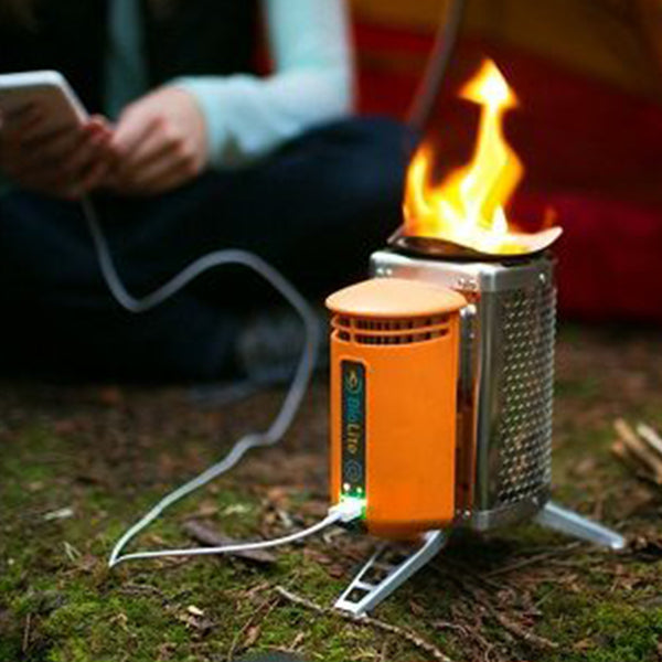 Camping Stove & Charger