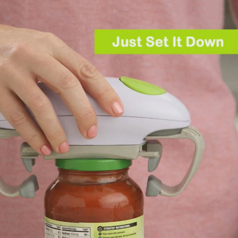 Electric Jar Opener how to use it lifestyle