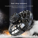 flying gyroscope shock resistant