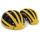 Folding Bike Helmet yellow main image