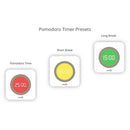 Luxafor Productivity & Work Break Pomodoro Timer