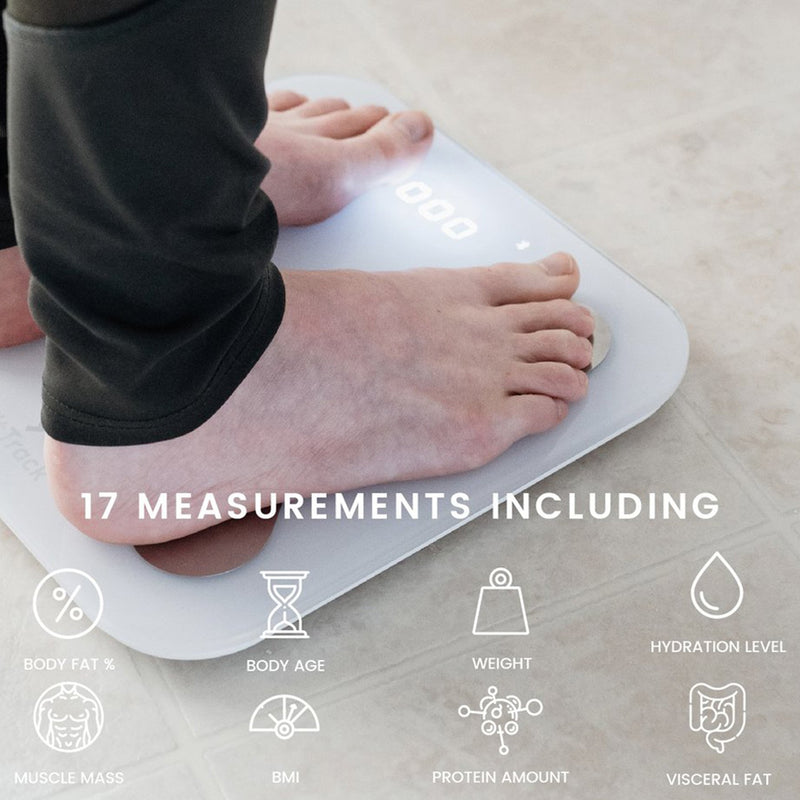 Smart Body BMI Scale 17 measurements including