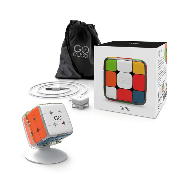 smart rubiks cube in the box