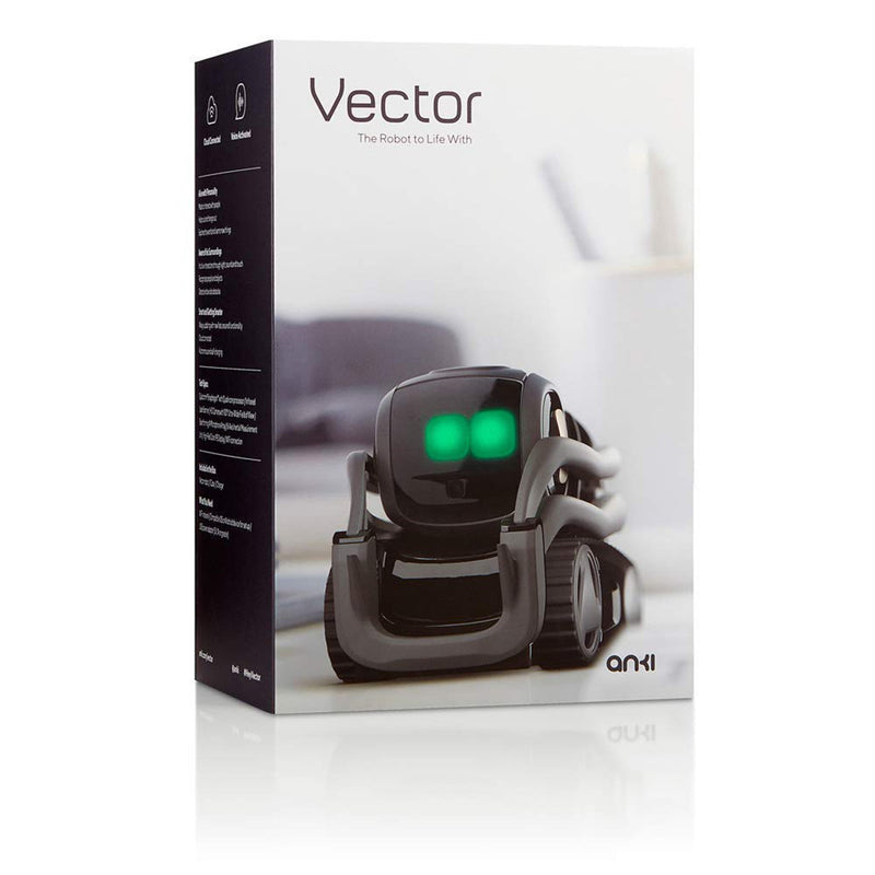 vector robot in the box