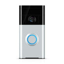 Wi-Fi Enabled Video Doorbell front view