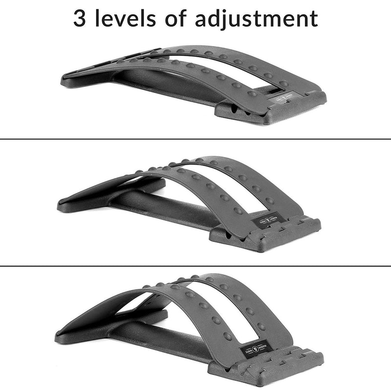 Back Stretcher three levels of adjustment