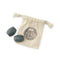 Beer Foaming Stones pouch