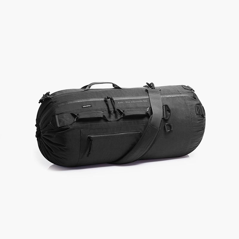Collapsible luggage duffle bag