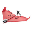 Electric Paper Plane front view