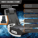 Floor Video Gaming Chair infographic