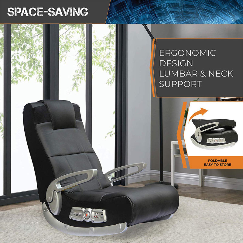 Floor Video Gaming Chair space saving lifestyle