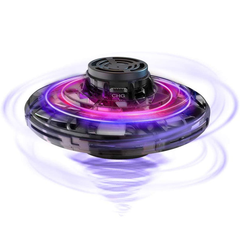 Flying Gyroscope
