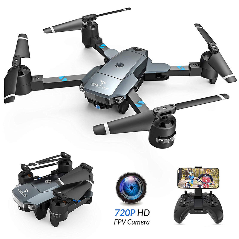 Foldable Wifi Drone Camera main image