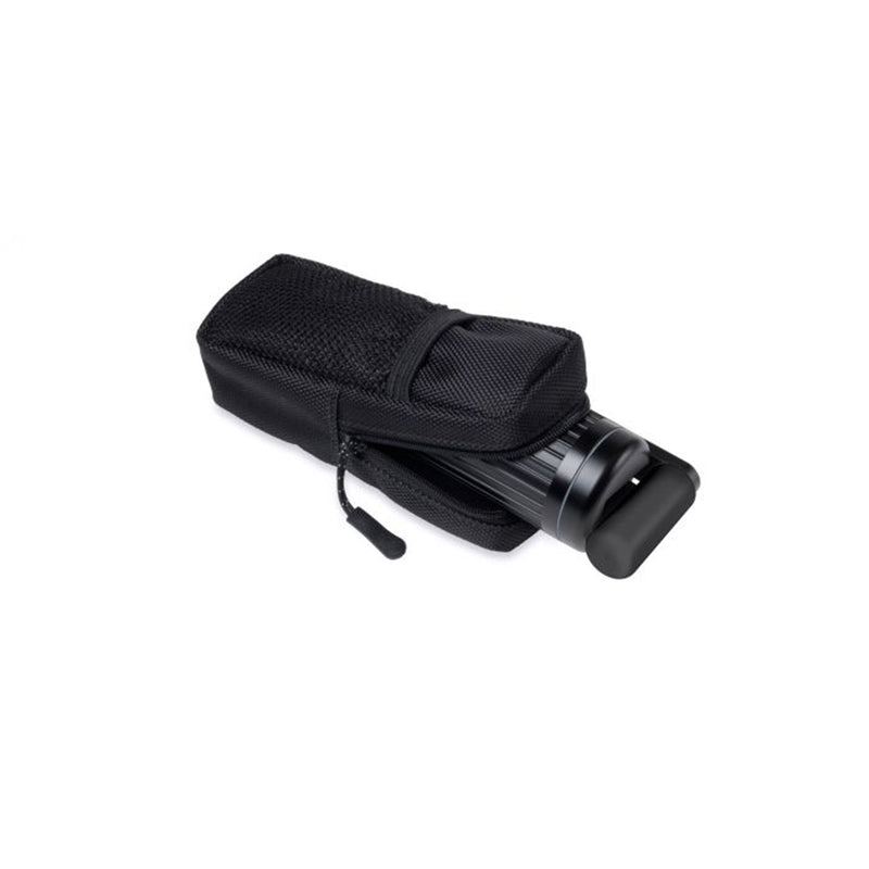 hand crank charger black case