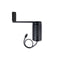 hand crank charger black main image