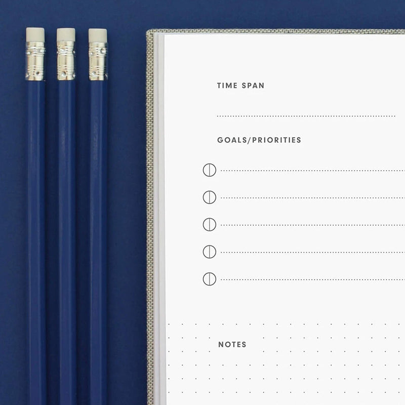 high performance planner goals & priorities